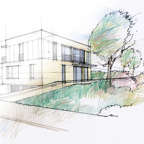 AHA Designs, Architectural Designers, Beaworthy Devon New Build Design